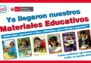 Designar responsables para la recepción de materiales educativos – 2019