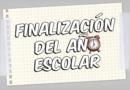 FINALIZACIÓN DEL AÑO ESCOLAR 2018