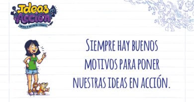 COMUNICADO: IDEAS EN ACCIÓN