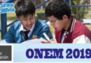 SEGUNDA ETAPA ONEM 2019