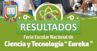 RESULTADO FINAL FENCYT 2019