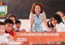 PLAZAS PRELIMINARES VACANTES, CRONOGRAMA, PRECISIONES, COMUNICADO Y ANEXOS PARA CONTRATO DOCENTE 2020 UGEL PUTINA