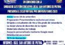 Ciclo de preparación pre-universitaria virtual para estudiantes de 4to y 5to de secundaria