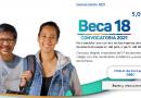 BECA 18, CONVOCATORIA 2021