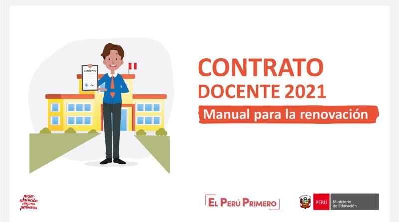 RESULTADO PRELIMINAR PARA LA RENOVACION DE SERVICIO DOCENTE 2021-INCIAL, PRIMARIA, SECUNDARIA Y EBA/UGEL SAN ANTONIO DE PUTINA