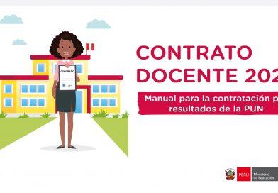 CONVOCATORIA Y PLAZA VACANTE DE CONTRATO DE SERVICIO DOCENTE POR MODALIDAD DE PRUEBA UNICA NACIONAL – NIVEL INICIAL – UGEL SAN ANTONIO DE PUTINA